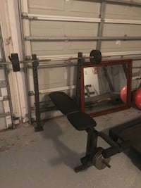 Gold's Gym xr6.1 weight bench Boca Raton, 33428