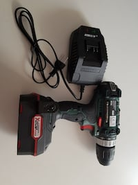 Parkside cordless drill PABS 20-LI C3