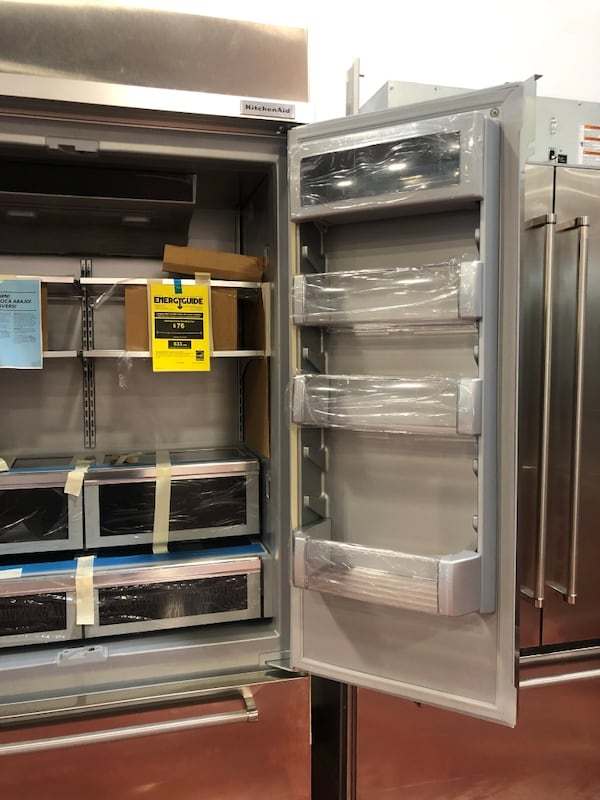 Kitchenaid Built-in Stainless Steel French Door Refrigerator a1f990c4-da2a-419d-be77-c507b4ec186a