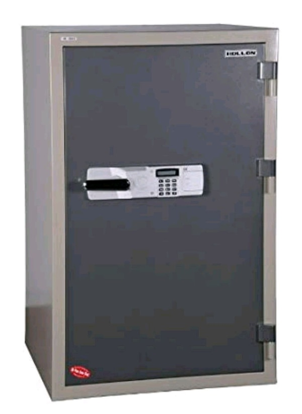 2 Hour Fireproof Safe Hollon HS-1200E