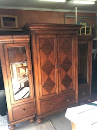 brown wooden cabinet with drawer Portland, 97229