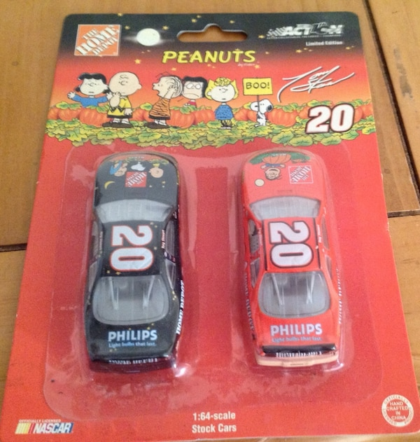 Limited Edition Action Racing Collectables #20 Tony Stewart 1:64 scale  diecast cars- brand new- sealed package
