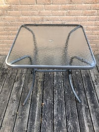 Outdoor Patio Table Toronto