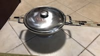 Stainless steel cooking pot with lid Kenner, 70065