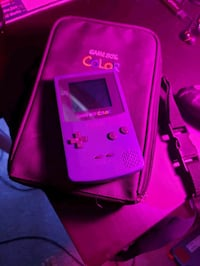Gameboy color (purple) Chesapeake, 23325