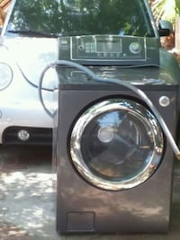 black front-load washer and dryer set Los Angeles, 90029