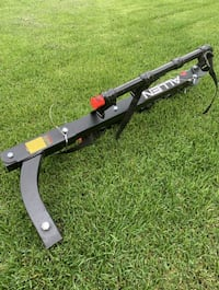 Bike Rack for 4 tow hitch