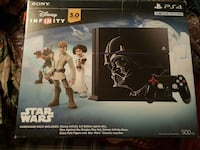 PS4 limited starters edition  Lewistown, 59457