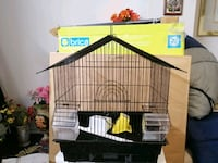 Budgie or small  bird cage