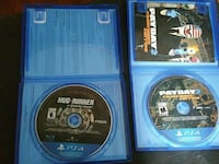 Sony ps4 mud runner and payday 2 Crimewave edition