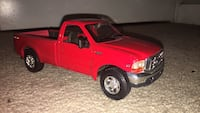 Collectable red truck Calgary, T1Y 4L5