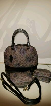 Coach look alike bag with 2 wallet Oxon Hill, 20745