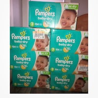 Pampers Diapers size 3 104 ct