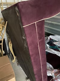Pirple custermized couch love seat
