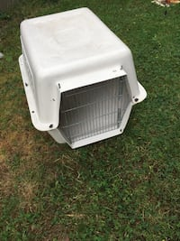 white and gray pet carrier Coquitlam, V3E