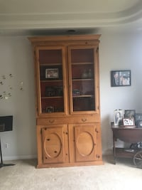 European brand wood cabinet- No shipping Los Angeles, 90732