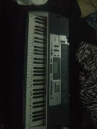 gray electronic keyboard Meriden, 06451