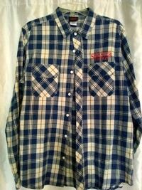 Stranger Things button down shirt size large Midland, 79705