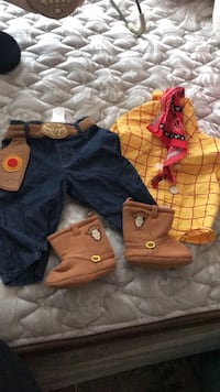 Woody Costume South Bend, 46615