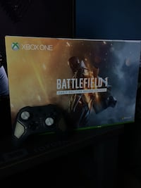 Xbox one S 1TRB BF1 Edition
