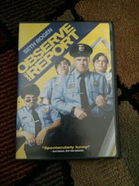 Observe and Report DVD Baltimore, 21230
