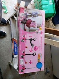 Girls Pink Scooter Age 1-5 Vaughan, L4L 6P6