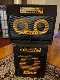 Mark Bass Combo 2x10 and 1x15 STAFFORD
