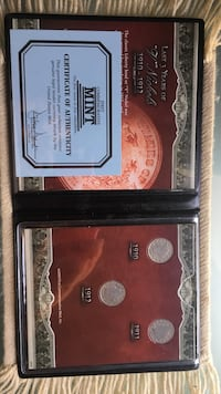 Three 1910, 1911, and 1912 coins Rockledge, 32955