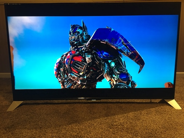 21d84819ca42f Used Philips 65 Inch 4K Smart Tv. for sale in Grove City - letgo