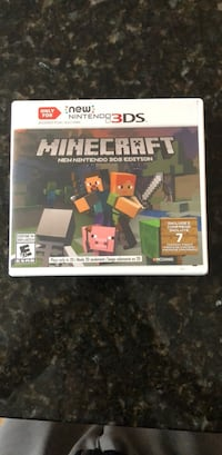 Minecraft Nintendo 3DS Edition Leesburg, 20176