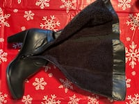 Reitmans winter boots brown and black size 10 both for $60 Edmonton, T6L 1M5
