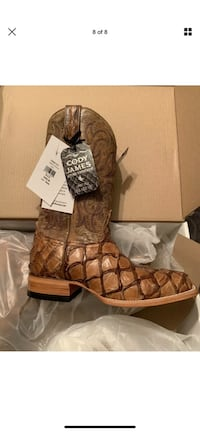 Cody James boots size 10.5D Florence, 39073