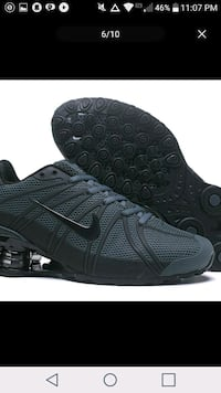 pair of black Nike basketball shoes Hedgesville, 25427