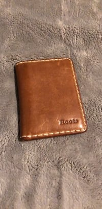 Roots Leather Wallet Richmond Hill, L4S 1K9