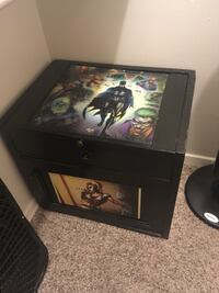 Batman nightstand  San Antonio, 78201