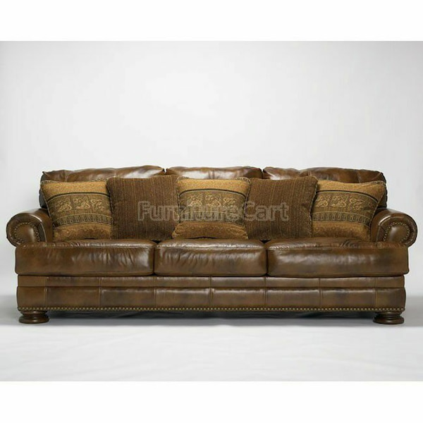 Used Leather Couch For In Mint Hill