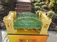 Rail King Hell Gate O Scale Model Train Bridge 30-9021   Annandale, 22003