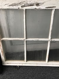 Wood window sash from a 1930 Convent building Plainview, 11803