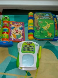 baby's assorted learning toys Ashburn