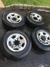Truck rims and tires Totowa, 07512