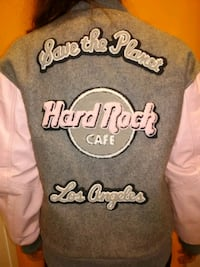 Vintage Hard Rock Cafe Jacket with 25 pins Cape Coral, 33904