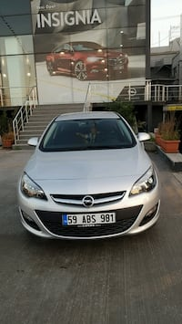 2019 Opel Astra SEDAN 1.4 140 HP EDITION PLUS Muhittin Mahallesi
