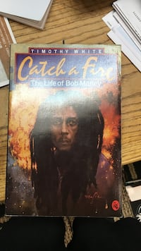 Catch a fire 1st edition  Moscow, 83843