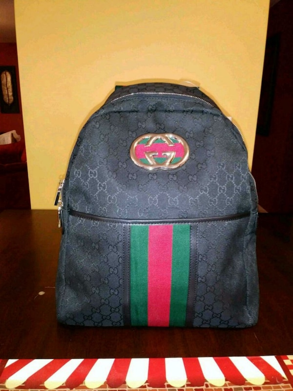 Used Gucci backpack for sale in McDonough - letgo 1bb84ad49c01