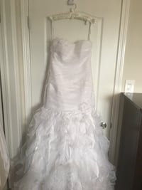 Wedding dress. Was featured on the knot Brampton