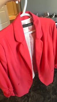 Coral coloured blazer Lethbridge, T1J 5B1