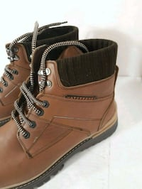 Brand new waterproof genuine leather size 9 Markham, L3T 4W7