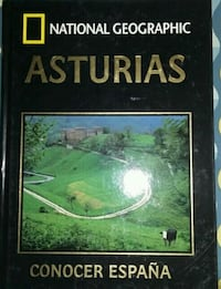 Asturias. National geographic Collado Villalba, 28400