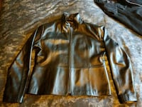 Genuine leather womens dress coat Oakland, 94610