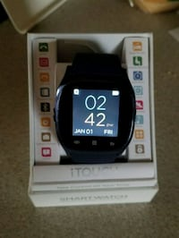 black itouch smartwatch with box Fort Meade, 20755